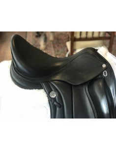 Sella Carbon Dressage 4V by Selleria Equipe USATA