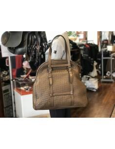 Cavalleria Toscana Bridle Bag in pelle
