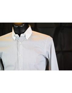 Camicia da concorso uomo Popeline Shirt Cavalleria Toscana