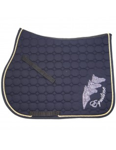 Dressage saddlepad white Ofride