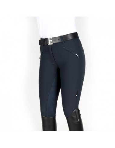 pantaloni Equiline Pedra