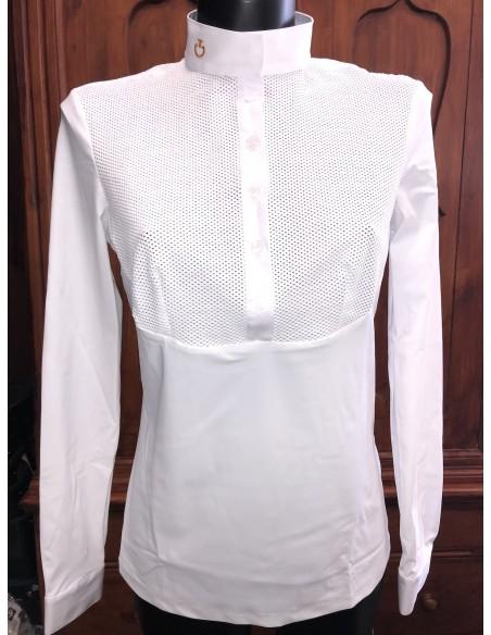 Camicia da concorso donna Cavalleria Toscana Jersey