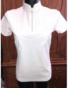 Camicia da concorso Cavalleria Toscana Perforated Sailing Jersey