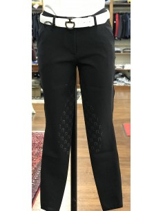 Pantalone donna Cavalleria Toscana Knee-hi Perforated Full Grip