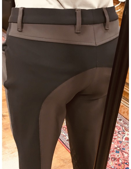CT Lines Grip Double Color Breeches