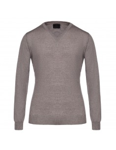 Ladies V neck  technical Sweater Cavalleria Toscana