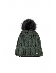 Wool cap + neck warmer Pikeur