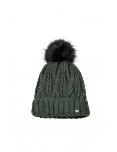 Wool cap + neck warmer Pikeur