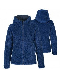 Sweatshirt Equiline with fur mod. Silene