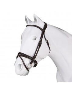 Leather bridle ACAVALLO mod. Primavera