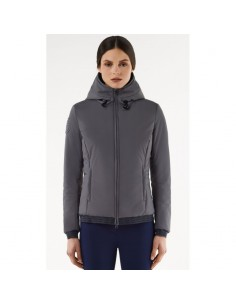 Giacca invernale Cavalleria Toscana Nylon Hooded Jacket