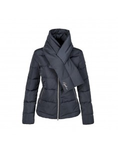 Giacca invernale imbottita donna Equiline mod.Preppy