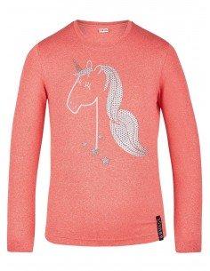 Child Busse Unicorn shirt