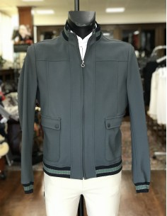 Man Jacket Cavalleria Toscana 80's Jacket