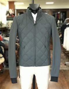 Man Jacket Cavalleria Toscana Argyle Quilted Jacket