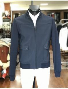 Man Jacket Cavalleria Toscana Pocket Jacket