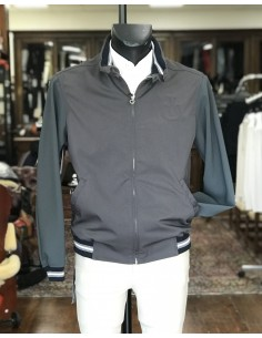 Man Jacket Cavalleria Toscana Bomber Stretch