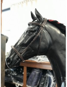 Equiline bridle stock without flash