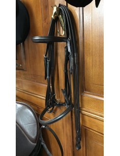 Equiline bridle stock with reins