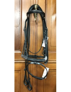 Equipe Emporio Bridle with reins