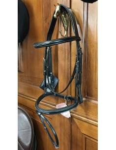 Showjumping bridle Dyon Hunter Collection