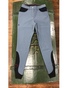 LADIES MICRO PERFORATED CT BREECHES