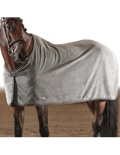 rug IN EQUILINE-HUGO FLEECE