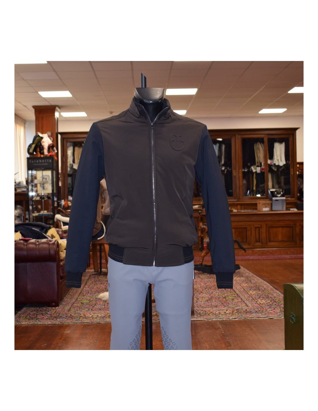 Cavalleria Toscana Winter Bomber Stretch