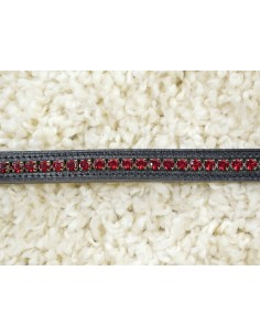 OTTO SCHUMACHER BROWBAND RED