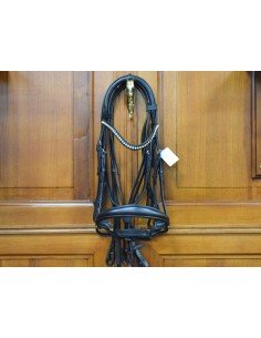 CRYSTAL DOUBLE BRIDLE
