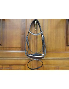 BRIDLE STOCK WITH WHITE BORDER