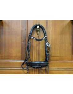 TUBULAR BRIDLE WITH...