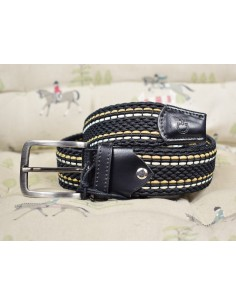 MEN'S BELT CT 3 STRIPE STRETCH