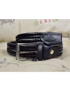 KIDS BELT CT LEATHER ELASTIC