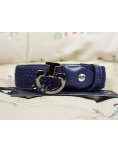 BELT CT YOUNG RIDER BLUE