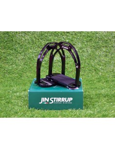 JIN BLACK STIRRUPS