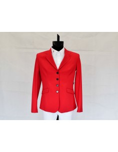 RED XCOOL EQUILINE JACKET