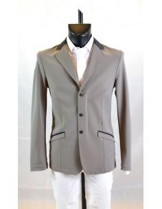 Embossed line zip jacket Cavalleria Toscana
