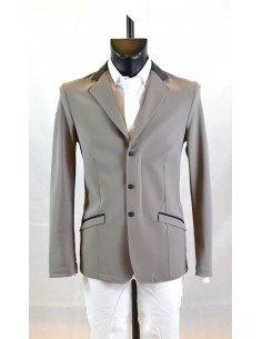Embassed line zip jacket Cavalleria Toscana